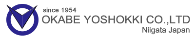 OKABE YOSHOKKI.CO.,LTD.